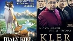 """Nowy Dwór Gdański: """"Biały Kieł"""" i """"Kler"""" czwartkowe propozycje Kina Żuławy."""