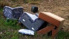 Gmina Stegna: Zbiórka odpadów wielkogabarytowych oraz zużytego sprzętu elektrycznego i elektronicznego