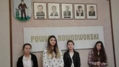 Uczniowie ZS w Stegnie wzięli udział w finale XV Powiatowego Konkursu Ekologicznego.