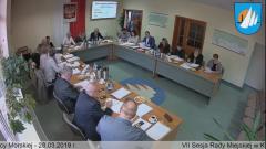 VII Sesja Rady Miejskiej w Krynicy Morskiej. Na żywo