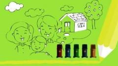 """Sztutowo: """"Moja rodzina segreguje odpady"""" - Rodzinny Ekologiczny Konkurs Plastyczny"""
