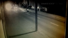 Materiał 18+. Motocyklista przed zderzeniem jechał swoim pasem. Bliscy nie zgadzają się z ustaleniami policji.