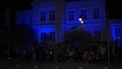 Malbork na niebiesko dla autyzmu. Nasz ośrodek jest perełką na mapie Polski.