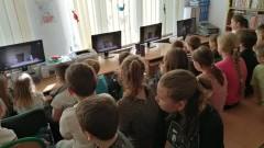 Przedstawienia teatralne TVP w ZSP Drewnica