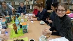 Warsztaty bibliotekarzy w ZSP Drewnica