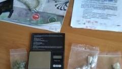 Powiat nowodworski: Kolejne zatrzymania z narkotykami. 21-letni mężczyzna z zarzutami.