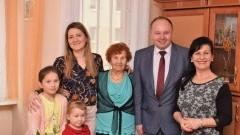 90. urodziny mieszkanki Gminy Nowy Dwór Gdański