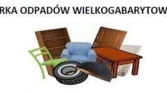 Gmina Sztutowo: Zbiórka odpadów wielkogabarytowych