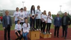 12 szkół z powiatu nowodworskiego wzięło udział XXIV Biegu Pamięci w Sztutowie