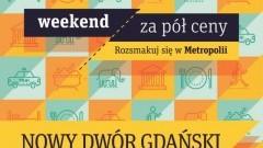 """""""Weekend za pół ceny"""" w Gminie Nowy Dwór Gdański."""