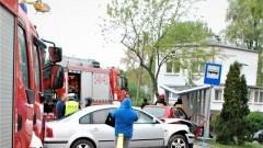Miłobądz: Jechała bez uprawnień spowodowała wypadek. Wśród poszkodowanych dziecko.