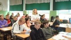 Nowy Dwór Gdański: Spotkanie w ramach Dni Otwartych Funduszy Europejskich dla uczniów Zespołu Szkół nr 2