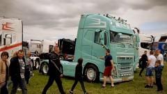 Truck Show 2019 – Zobacz jakie ciężarówki przyjechały do Nowego Stawu.