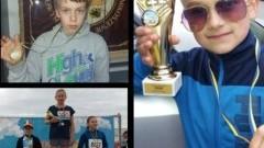 Sportowe sukcesy uczniów Szkoły Podstawowej w Mikoszewie