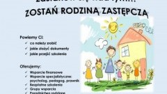 Powiat nowodworski: Piecza zastępcza - komunikat Powiatowego Centrum Pomocy w Rodzinie