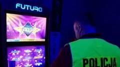 Celnicy zatrzymali 13 automatów do gier w Nowym Dworze Gdańskim