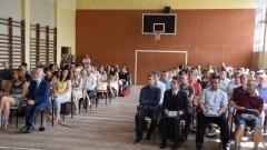 Nowy Dwór Gdański: Uroczyste zakończenie roku szkolnego 2018/2019 w Zespole Szkół nr 2.