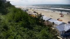 Pomorze: Uwaga na intensywne opady deszczu i silny wiatr