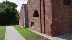 Renowacja zabytkowej śluzy w Marzęcinie zakończona.