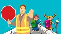 Bezpieczna droga do szkoły w powiecie nowodworskim