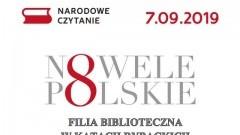 Narodowe Czytanie 2019 w Kątach Rybackich.
