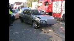 Chwila nieuwagi mogła kosztować dużo więcej. Kolizja na skrzyżowaniu Głowackiego i Kochanowskiego w Malborku.