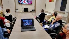 Nowy laptop dla Podopiecznych Zakładu Opiekuńczo-Leczniczego w Nowym Dworze Gdańskim