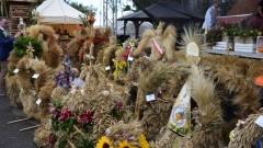 Odznaczenia dla zasłużonych rolników, sukces sołectwa Kmiecin, czyli Dożynki Żuławskie za nami