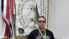 Nowy Dwór Gdański: Sukcesy sportowe ucznia Zespołu Szkół nr 1