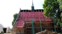 Kolegiata Żuławska pomoże zabytkowej świątyni w Orłowie, która ucierpiała w pożarze.
