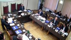 VIII sesja Rady Powiatu w Nowym Dworze Gdańskim na żywo.