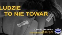 Europejski Dzień przeciwko Handlowi Ludźmi.