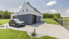 Projekty domów z garażem, czy bez? 3 różne propozycje