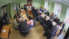 XI sesja Rady Gminy Sztutowo na żywo.