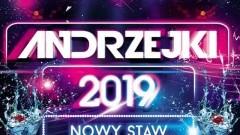 Konkursy z nagrodami, koncert zespołu Ostrowscy Band - Andrzejki 2019 w Nowym Stawie.