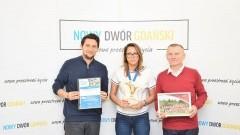IV edycja Turnieju Zwycięzców w piłce nożnej w Nowym Dworze Gdańskim - podziękowania za wsparcie.