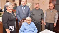 Jubileusz 97.urodzin mieszkanki Gminy Nowy Dwór Gdański
