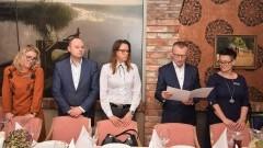 Spotkanie z okazji Dnia Pracownika Socjalnego w Nowym Dworze Gdańskim