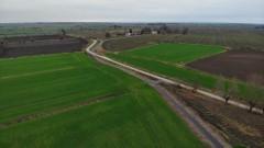 Dobiegają końca prace związane z budową kolejnego odcinka ścieżki rowerowej w gminie Nowy Dwór Gdański