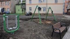 Nowy Dwór Gdański: Budowa placu zabaw wraz z elementami siłowni zewnętrznej