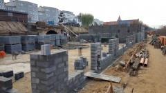 Zobacz postęp prac na budowie kamienic na Starym Mieście w Malborku