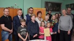 Pani Bolesława Kowalewska obchodzi jubileusz 90.urodzin