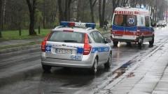 Radiowóz w trakcie pościgu uderzył w drzewo – raport nowodworskich służb mundurowych.