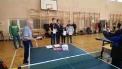 Uczeń SOSW z Nowego Dworu Gdańskiego awansował do ogólnopolskich zawodów w tenisie stołowym.