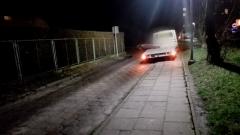 Mistrz (nie tylko) parkowania na Grudziądzkiej w Malborku.