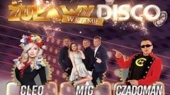 Żuławy w Rytmie Disco 2020. Wystąpią CLEO, MIG, CZADOMAN, RONNIE FERRARI, DAJ TO GŁOŚNIEJ, DBOMB, CRISTO DANCE