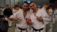 Zawodnicy Malborskiego Klubu Kyokushin wrócili z Mistrzostw z 5 medalami.