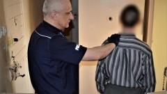 Podejrzany o zabójstwo i podpalenie w Gniewie miał prawie 3 promile alkoholu.