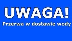 Przerwa w dostawie wody w Nowym Dworze Gdańskim.