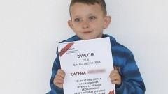 6 – letni Kacper z Malborka uratował swoją mamę.